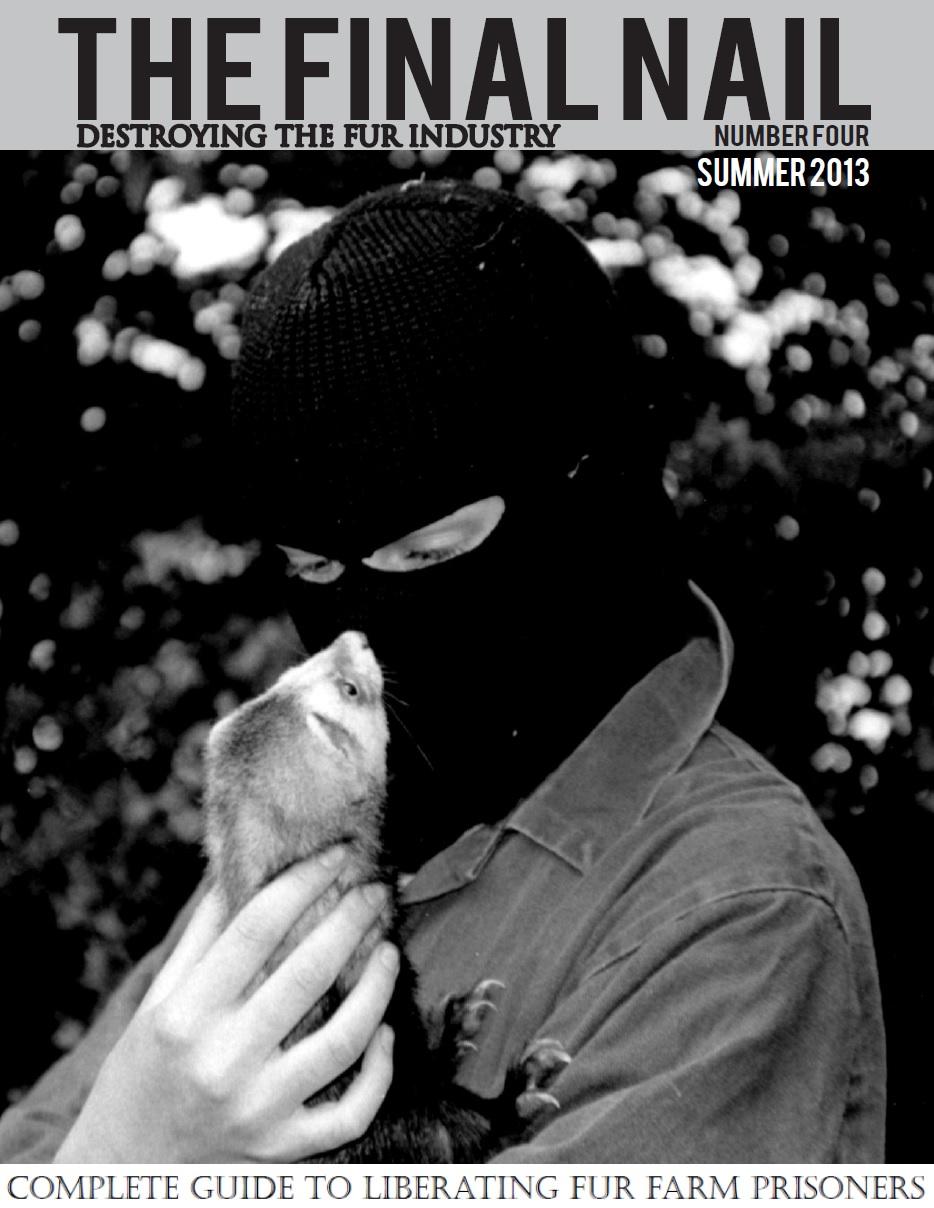 Animal Liberation Front Line Animal Liberation Front Alf